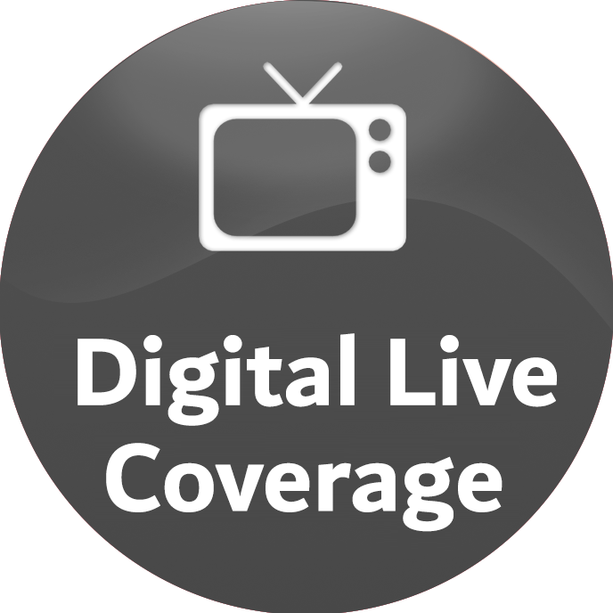 Digital Live Coverage